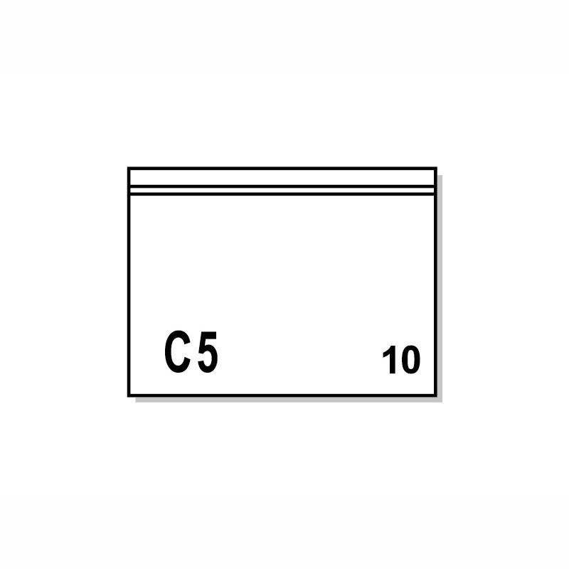 Dokumententaschen 240x160mm, C5. ohne Druck. Economy