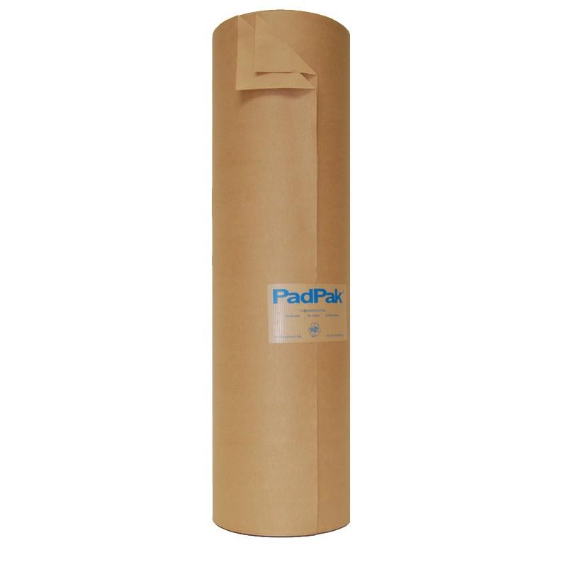 PadPak Papier (Junior) 2-lagiges Papier70/70gr/m². 160lfm/Rolle. ca. 16kg/Rolle