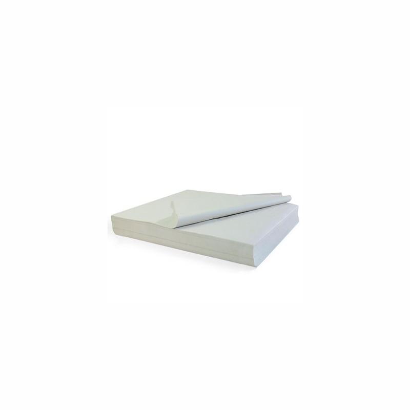 Einschlagpapier 50x75cm, a 10-kg-Pakete. Preis je kg. Qual. 50 gr./qm