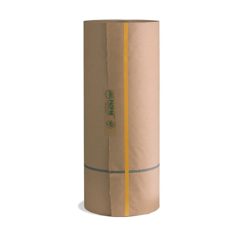 PadPak Papier (Senior) 2-lagiges Papier, 70/70gr./m². 290lfm./Rolle. ca. 33kg/Rolle