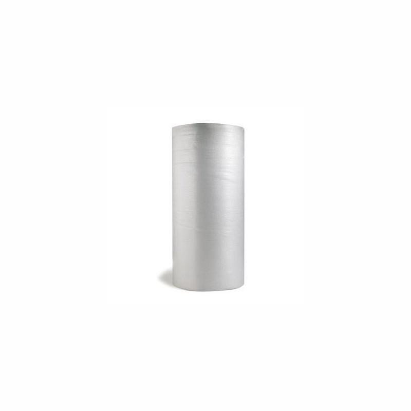 LuftpolsterfoliePE-Schaumkasch 1,20 m breit x 75 lfm/=90 qm. .