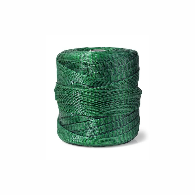 Kunststoff-Schutznetze Durchm. 140-220mm, 150lfm. grün.