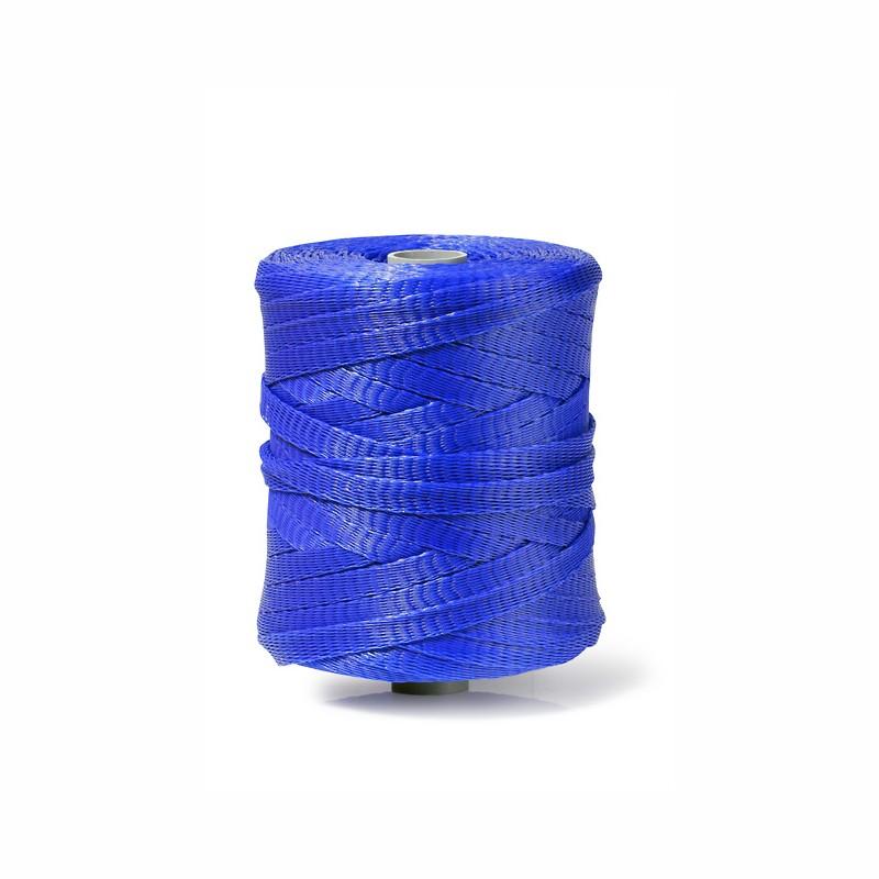 Kunststoff-Schutznetze Durchm. 20-50mm, 250lfm. blau.