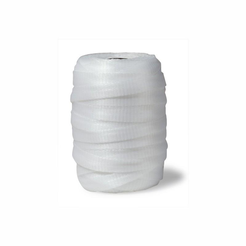 Kunststoff-Schutznetze Durchm. 50-100mm, 100lfm. neutral.