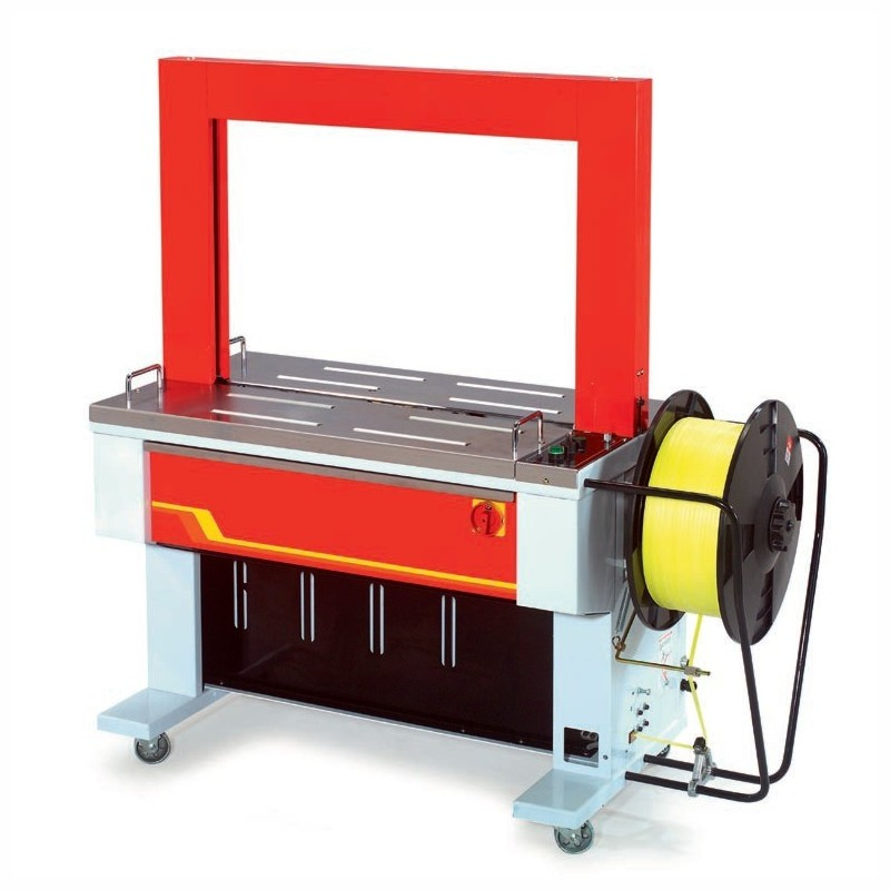 Umreifungsmaschine TP 601D 850x600mm (Rahmengröße). .