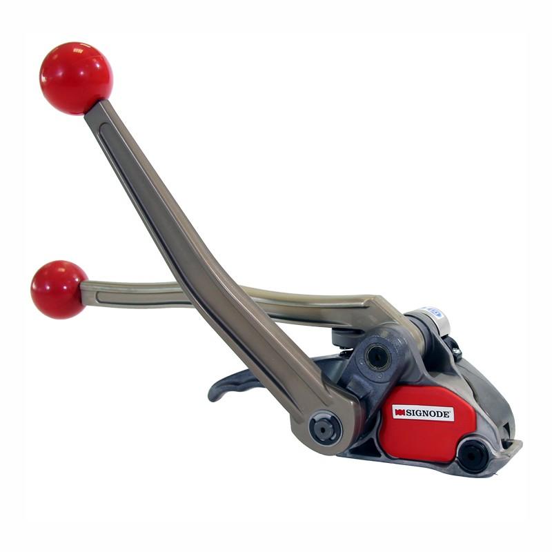 Signode Spann-u. Verschluss- werkzeug SCL-2 für Stahlband. für 13,16 oder 19mm Bandbreite. max. Banddicke 0,63mm