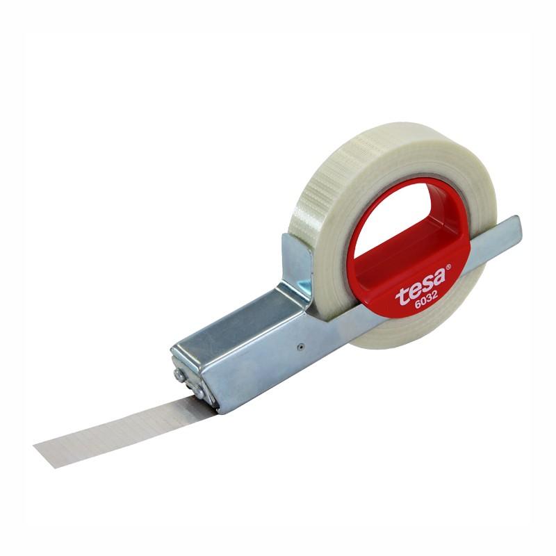 Handabroller für Filament für 19-25mm Rollenbreite. Spezial.