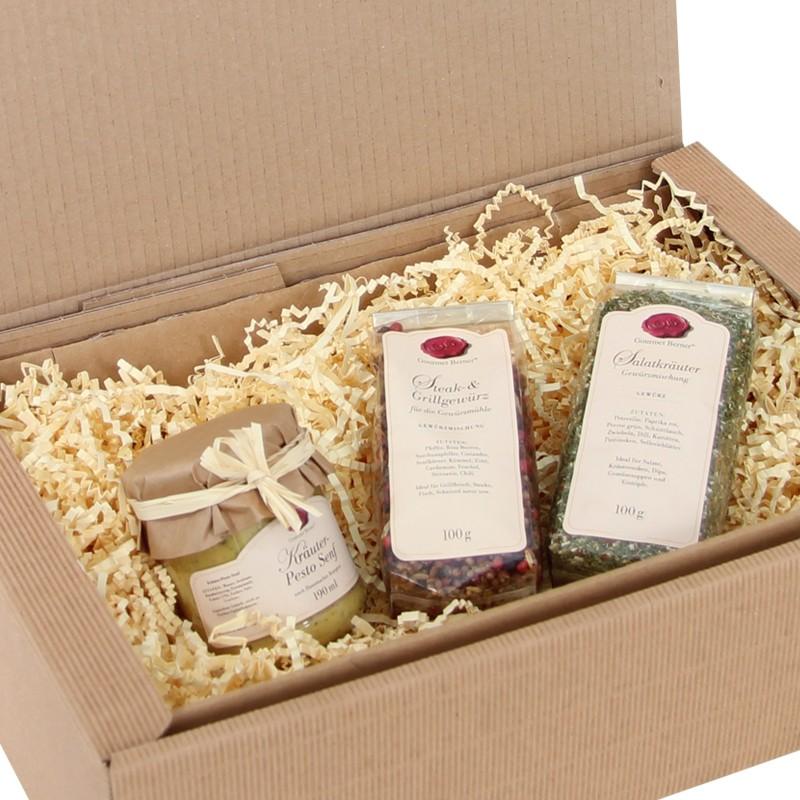 PresentFill 120g/qm dreilagiges Papier. creme, 10kg per Karton.