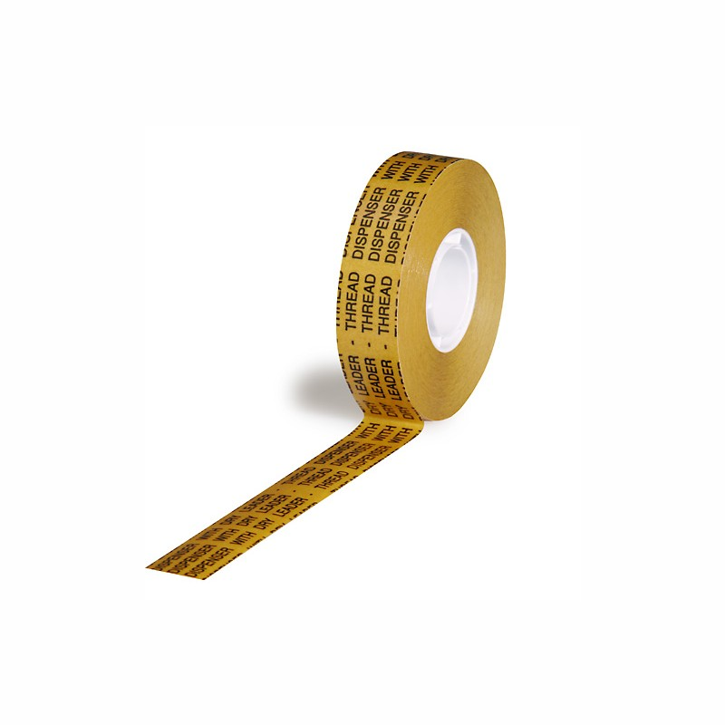 Transfer-Klebeband 19mm breitx33lfm. transparent,beidseitig klebend. Acrylatkleber