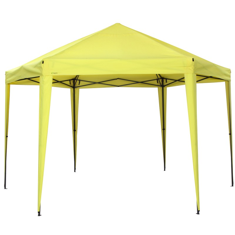 "Gazebo ""Aruba"" lemon"