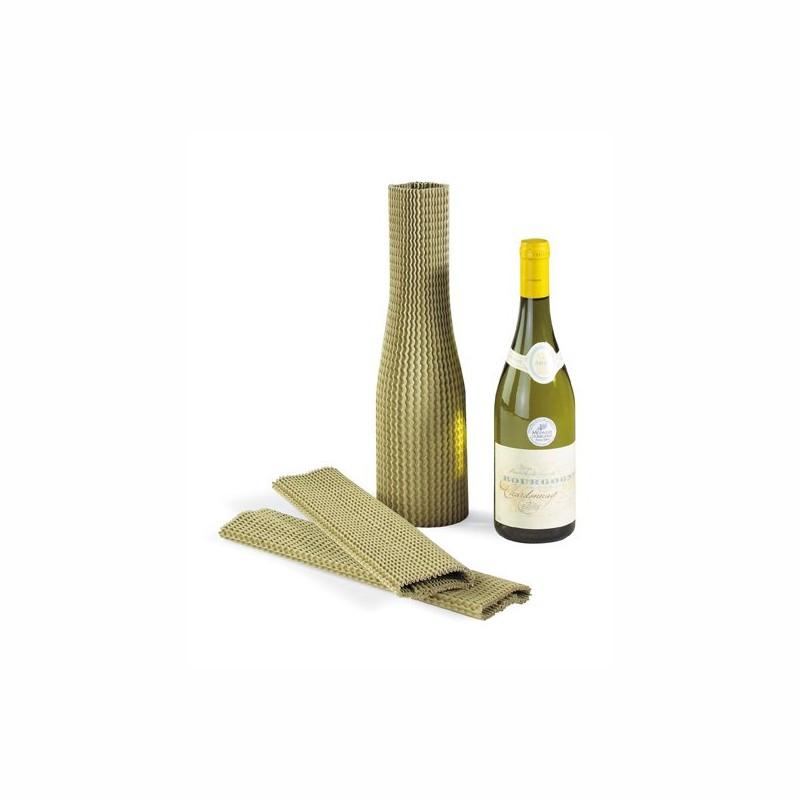Packwellhüllen 15x34cm. Gläser, Flaschen.