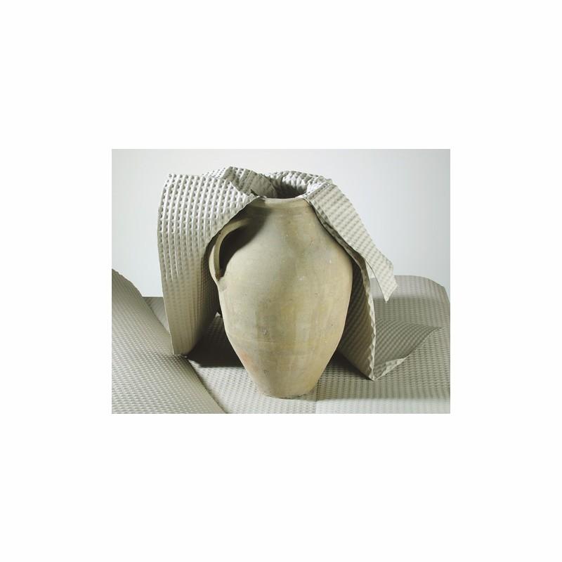 Noppenpolsterpapier 1000mm breitx70lfm, 125g/qm. geprägte Noppenoberfläche. Form-Pack