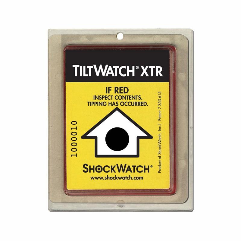 Kippindikator Tiltwatch XTR selbstklebend. .