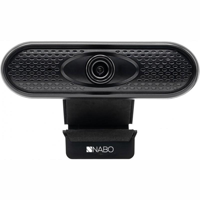 Nabo WCF-2000 Webcam, black