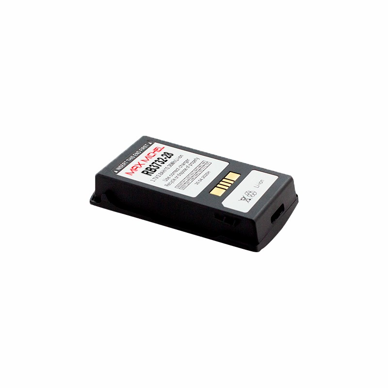 Max Michel battery for Zebra MC3200 and 3300 series (2800mAh)
