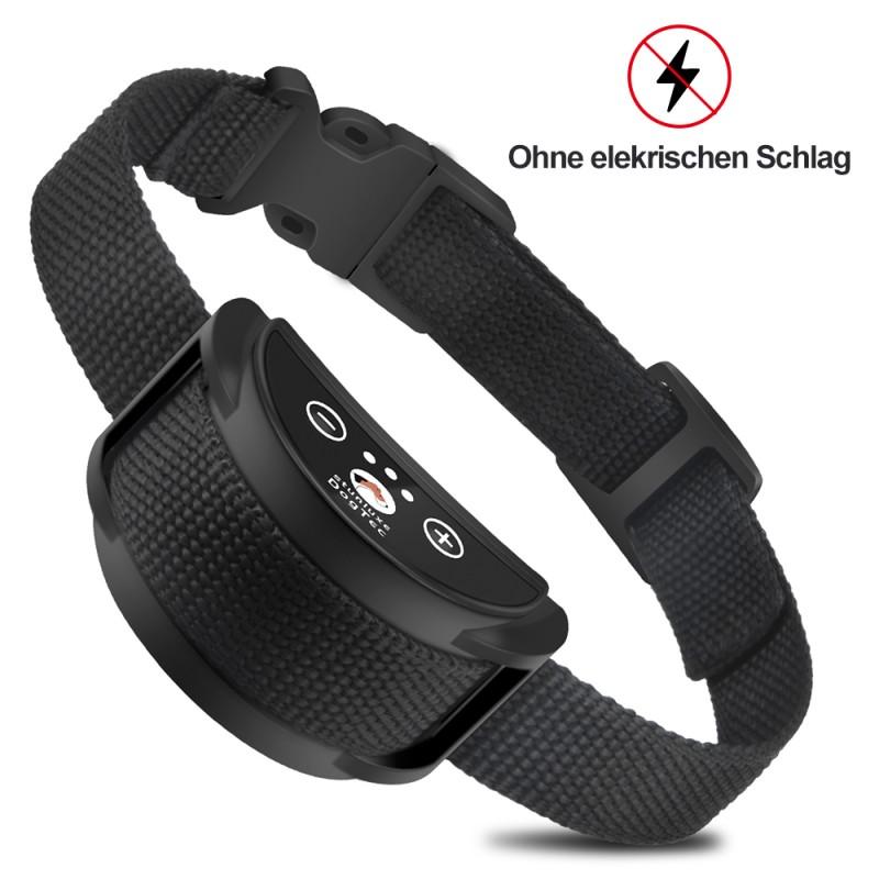 Antibark Collar, Stop Bark Trainer, eCollar with Vibration & Beep Signal