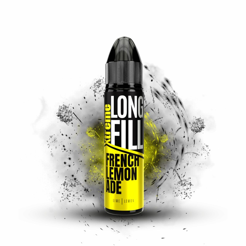 AROMA FRENCH LEMONADE - XTREME LONGFILL (20/60ML)