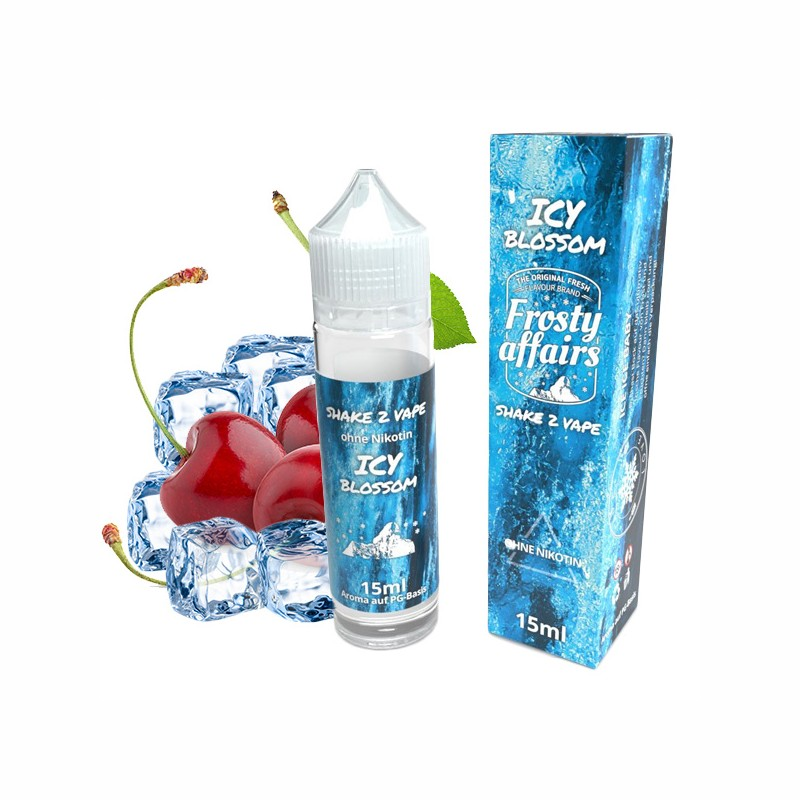 AROMA ICY BLOSSOM - FROSTY AFFAIRS (15/60ML)