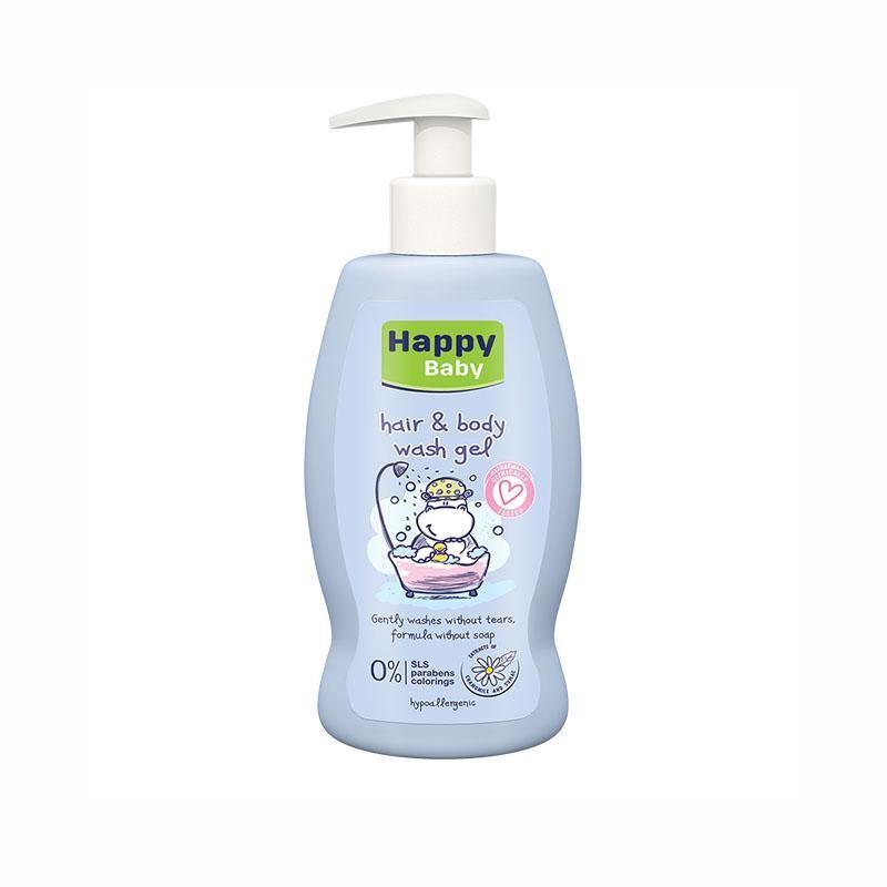 Happy Baby Wash Gel 250 ml