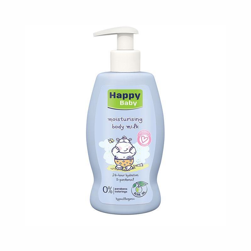 Happy Baby Moisturizing Milk economic size 400 ml