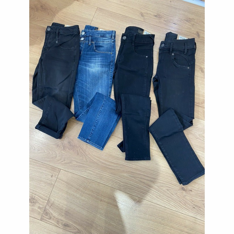 Stock clearance - 18 jeans by Herrlicher Models: Gila Slim, Pearl Slim, Baby Slim, Shyra Cropped