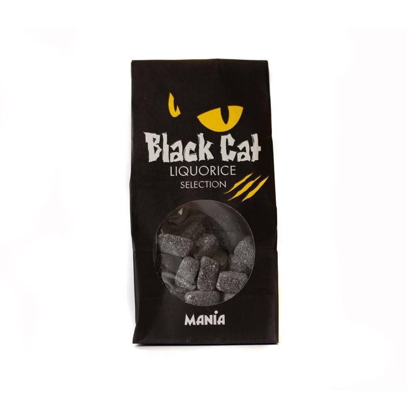 Licorice Black Cat