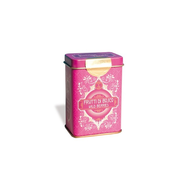 Pastilles retro chic jewelry box forest fruits