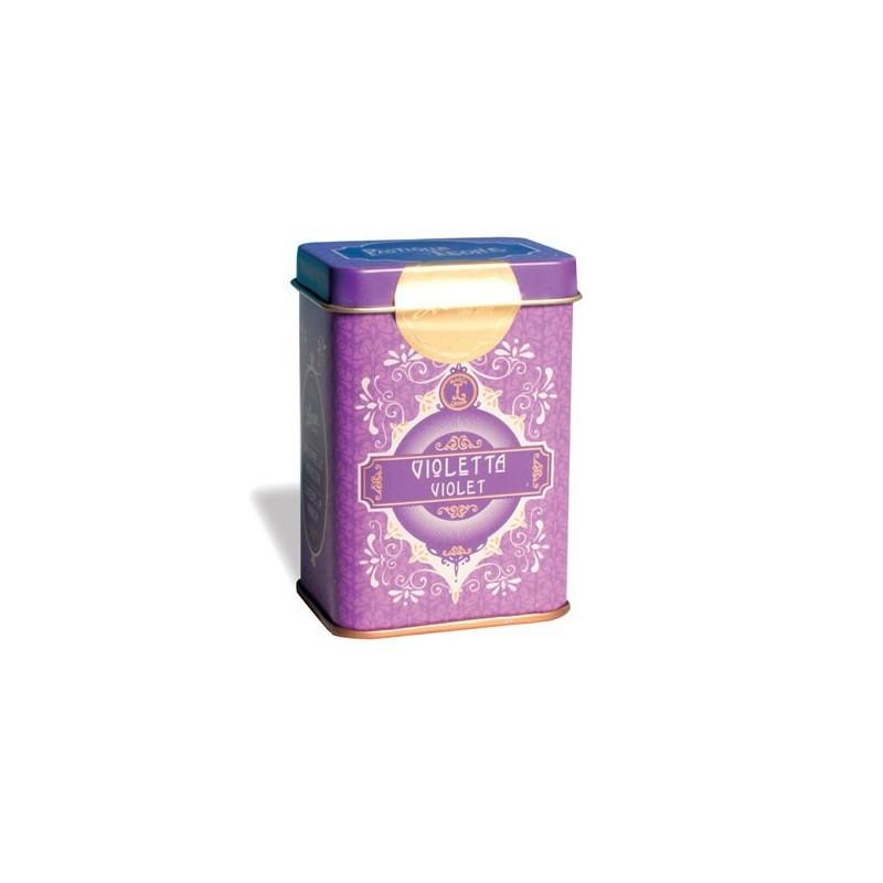 Pastilles retro chic jewelry box violets