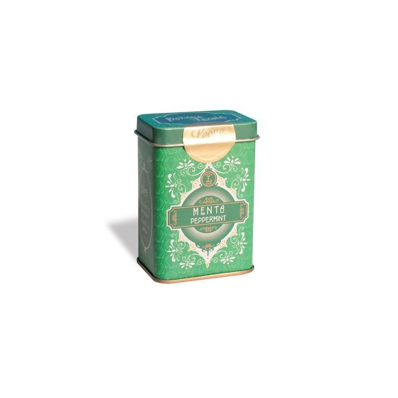 Pastilles retro chic jewelry box peppermint