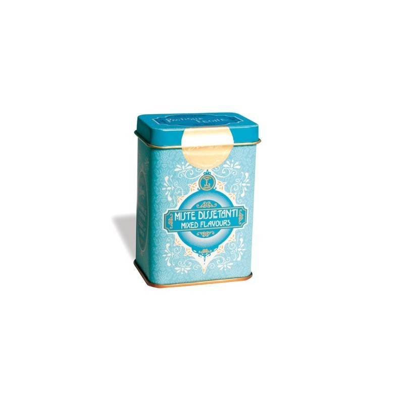 Pastilles retro chic jewelry box fruit mix