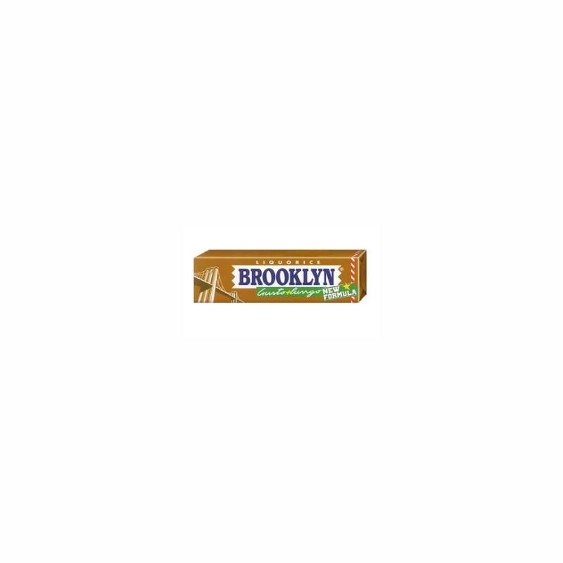 Liquorice Chewing Gum Brooklyn