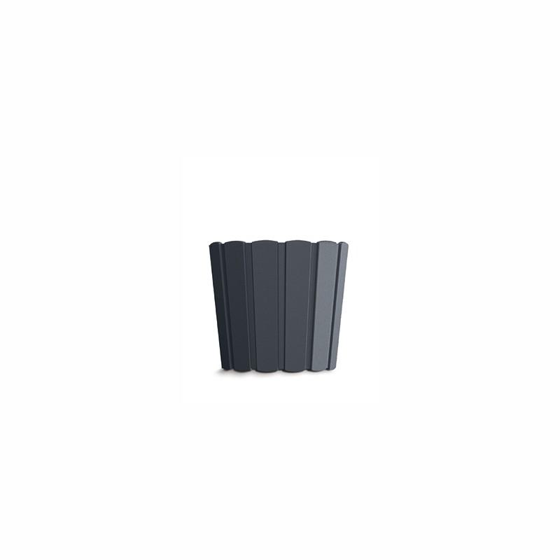 Flower pot BOARDEE BASIC - anthracite