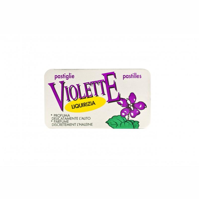 Kordofan licorice violets