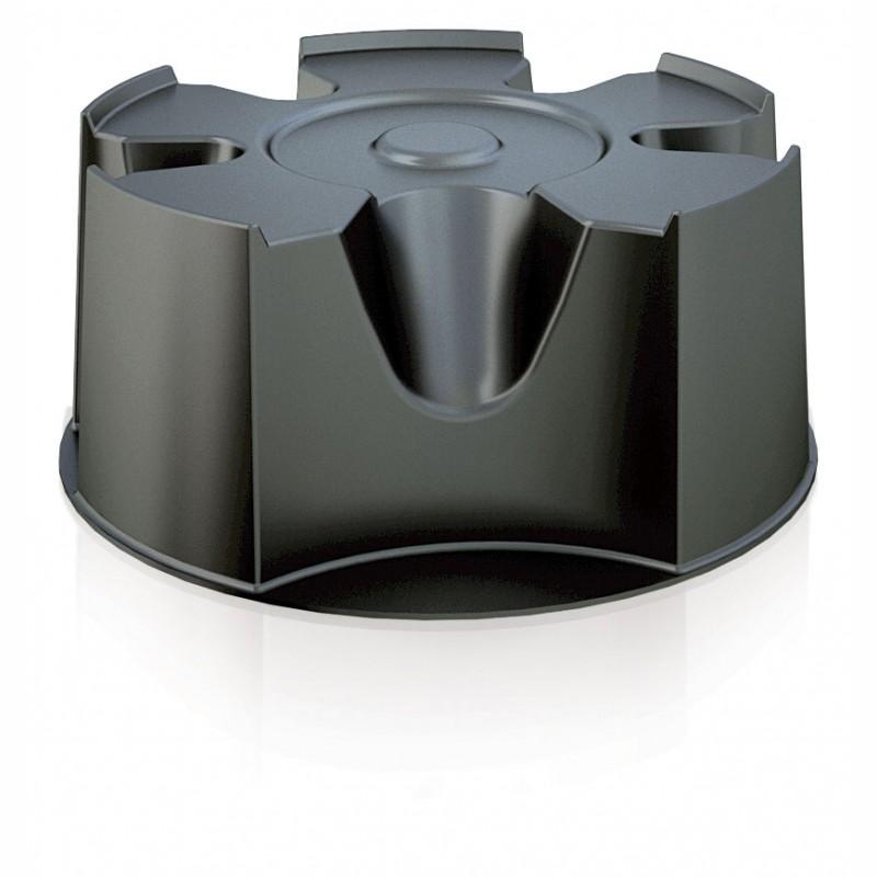 Rainwater tank base BASECAN - BLACK