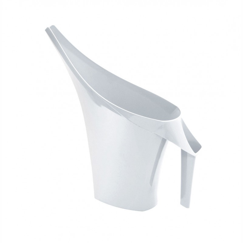 Watering can COUBI - white
