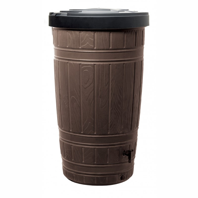 Rainwater tank Woodcan - BROWN