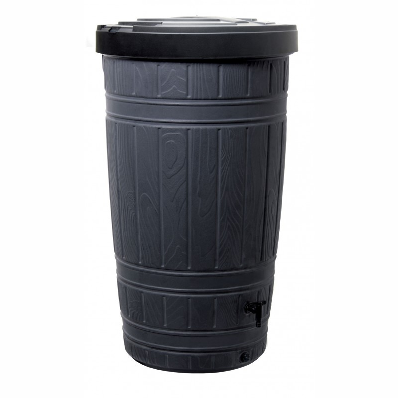 Rainwater tank Woodcan - BLACK
