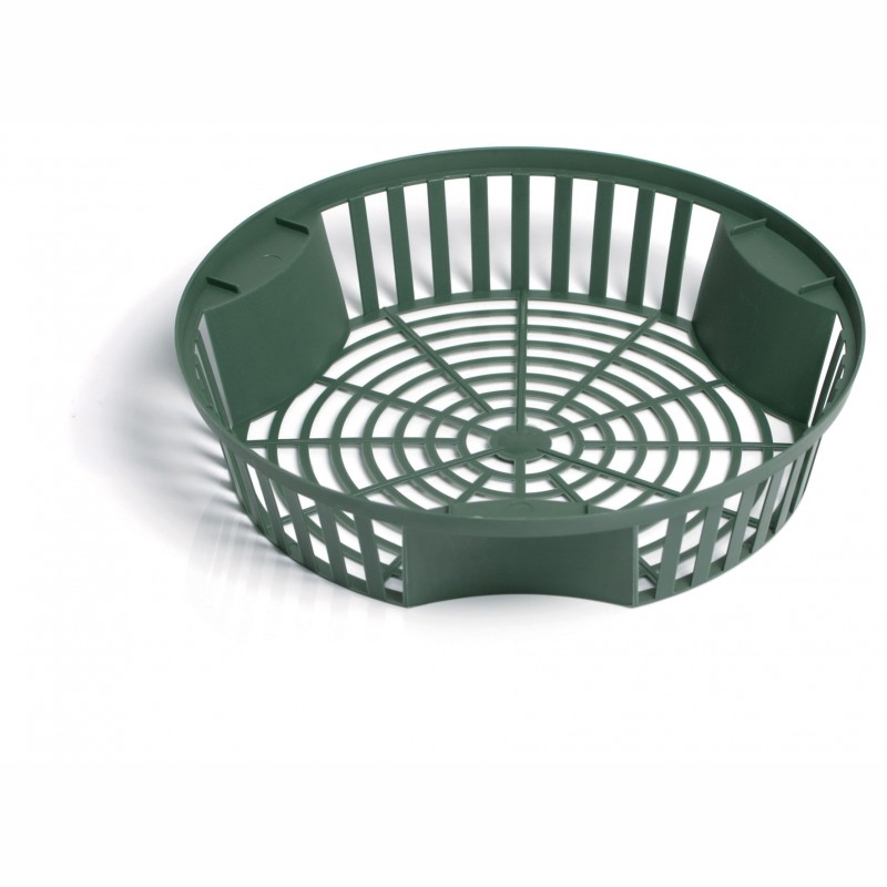 Onion basket ONION 2 - FOREST GREEN
