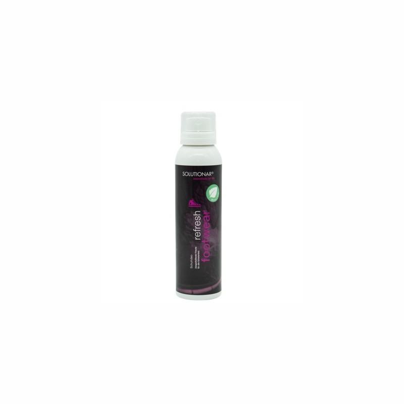 refresh footwear - shoe spray deo spray for foot odour shoe deodoriser mint mint scent