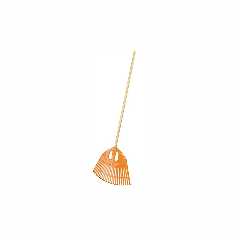 Garden rake EXPERT - ORANGE