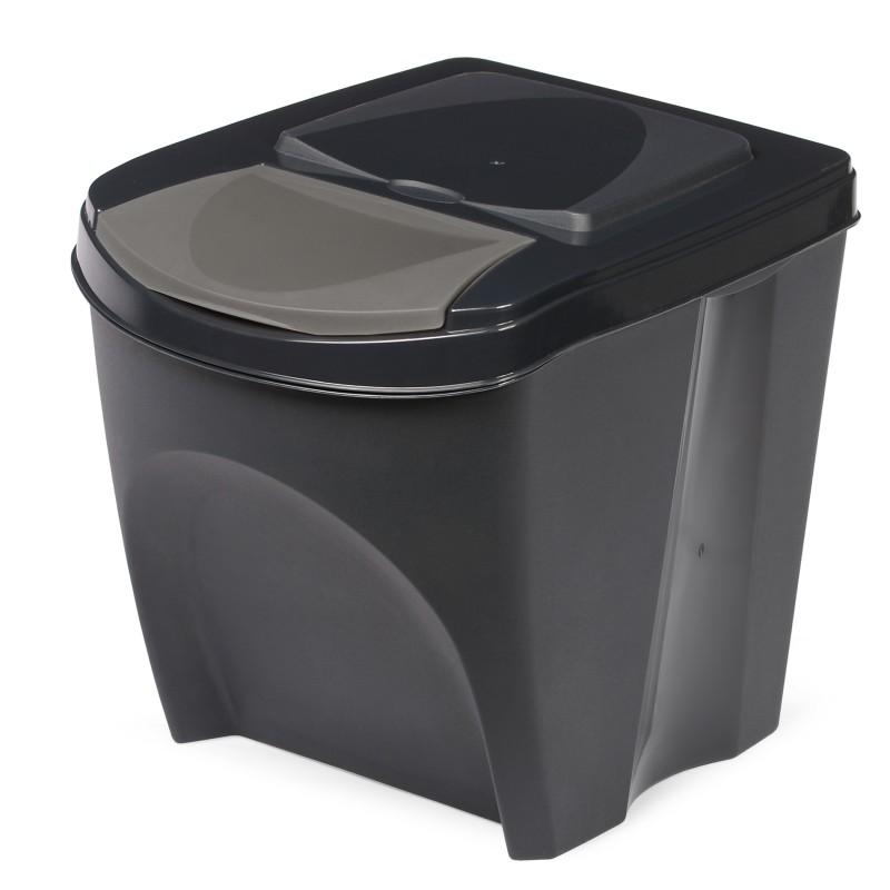 Waste bin - anthracite