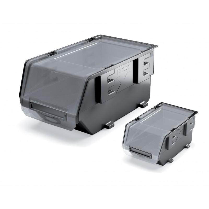Storage bin EXE BOX - black