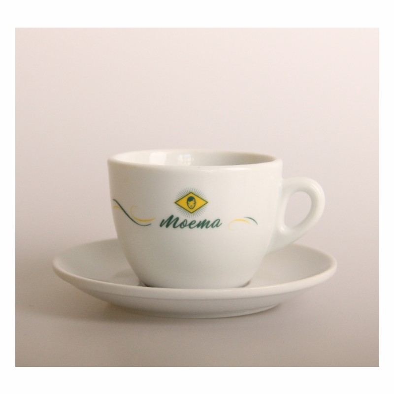 24 Cappuccino Cups and Saucer