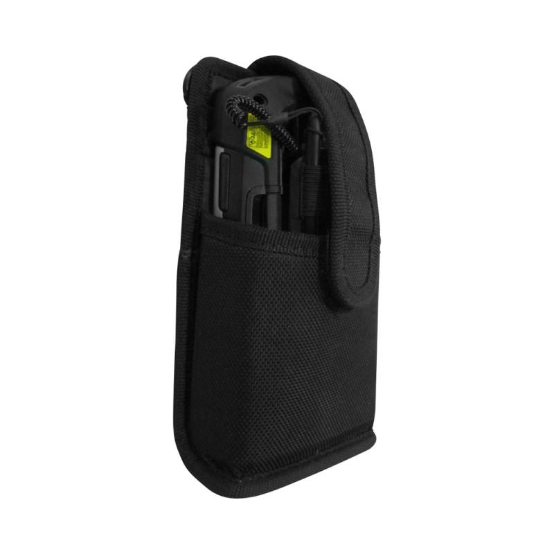 Max Michel holster for Zebra TC72 / TC77, Velcro fastener