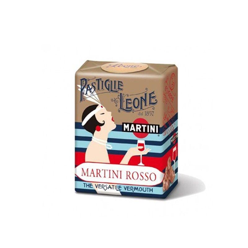 Pastille Martini Rosso