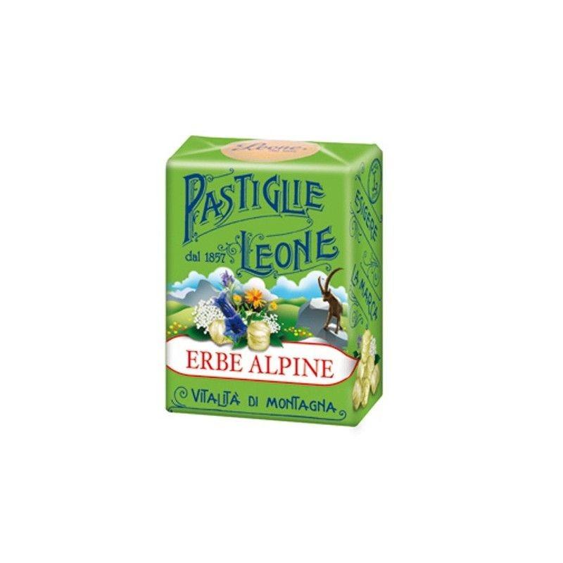 Pastille Alpine Herbs