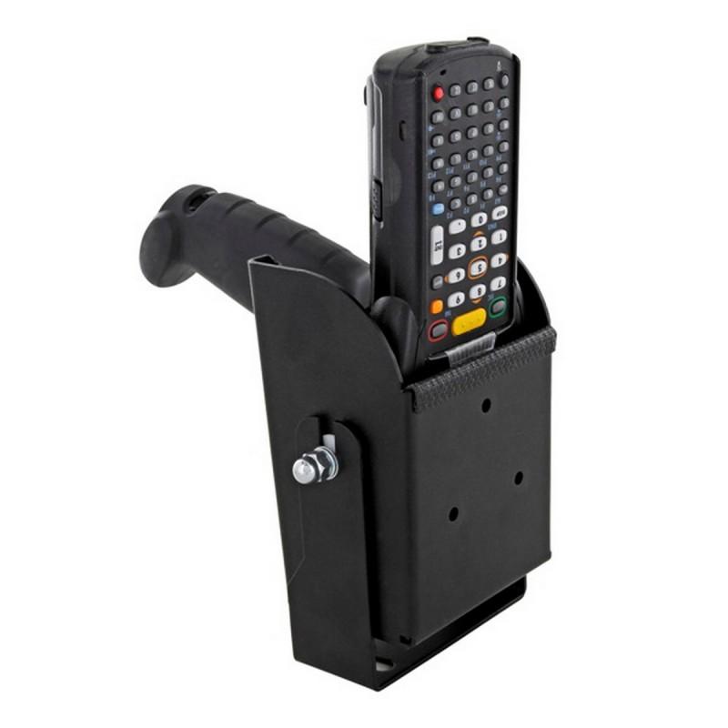 Max Michel scanner holder for Zebra MC3300, mounting bracket