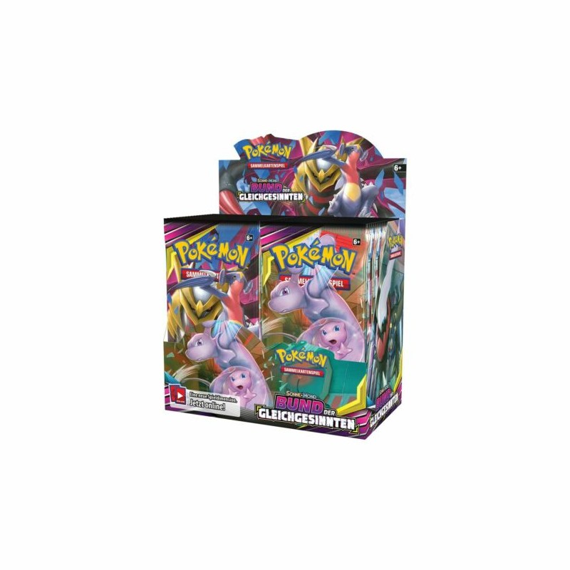 Pokémon Boosterdisplay