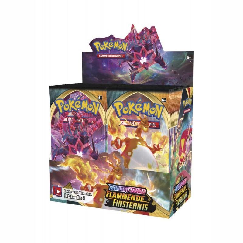 Pokemon SWSH03 Flammende Finsternis