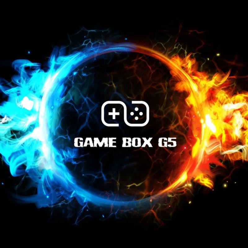 32 GB Spielkonsole, darunter 6000 Spiel